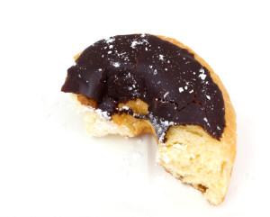 half donut