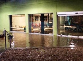 PXH Museum Flood Heavy Rains Close Phoenix Children's Museum